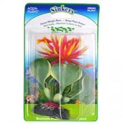 PENN PLAX Rastlina umelá 13cm Red Water Hyacinth