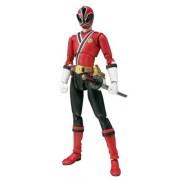 Power Rangers Samurai: Shinken Red Ranger (S.H. Figuarts) Action Figure [Toy] (japan import)