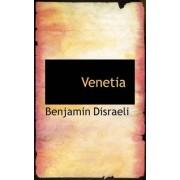 Venetia by Earl of Beaconsfield Benjamin Disraeli Ear