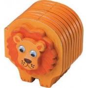 Chunky Safari Lion by Emily Bolam