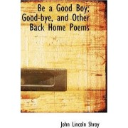 Be a Good Boy by John Lincoln Shroy