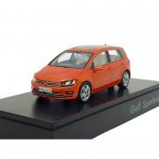 Macheta Golf Sportsvan, 1:43, Habanero Orange Metallic