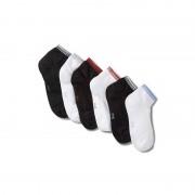 Tissel Chaussettes de sport pour Chaussettes sport mixte Tissel - Lot de 6 paires