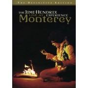 Jimi Hendrix - Live at Monterey (0602517455177) (1 DVD)