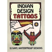 Indian Design Tattoos by Peter Linenthal
