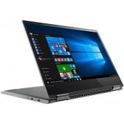 "Laptop 2in1 Lenovo Yoga 720 (Procesor Intel® Core™ i7-7500U (4M Cache, up to 3.50 GHz), Kaby Lake, 13.3""UHD IPS, Touch, 16GB, 512GB SSD, Intel® HD Graphics 620, Wireless AC, Tastatura iluminata, Win10 Home 64, Gri)"