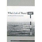 What's Left of Theory? by Judith P. Butler
