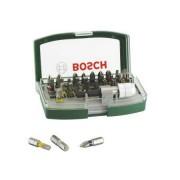 Bosch Schrauberbit-Set mit Farbcodierung, 32-teilig