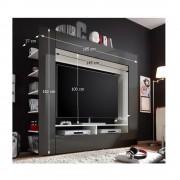 Scaun directorial piele HM Teksas negru