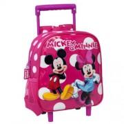 Disney Mickey & Minnie gurulós hátizsák