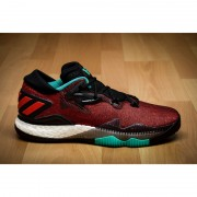 Adidas Crazylight Boost Low 2016 red