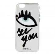 Iphoria iPhone Case mit Kosmetikspiegel