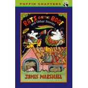 Rats on the Roof and Other Stories by James Marshall