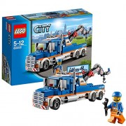Lego City Great Vehicles Tow Truck, Multi Color