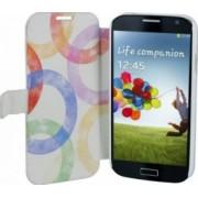 Husa Flap TnB Case Ring Samsung Galaxy S4 i9500 Alba