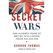 Secret Wars by Gordon Thomas