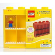 Lego Minifigure Collector Case - Small - Fully Stackable, Colors vary by Schylling