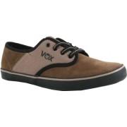 Vox Skateboard Shoes Parlor Brown / Black / Black, shoe