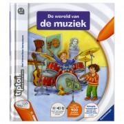 Tiptoi Boek - De Wereld van de Muziek
