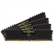 Mémoire RAM Corsair Vengeance LPX Series Low Profile 64 Go (4x 16 Go) DDR4 2400 MHz CL16 PC4-19200 - CMK64GX4M4A2400C16