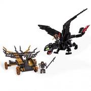 Ionix Dragon 2 - Giant Toothless Battle Set