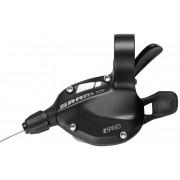 SRAM X5 - Commande de vitesse - 2 vitesses, avant/gauche noir Commandes gauche