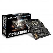 Carte mre ATX Z170 Extreme4 Socket 1151 - SATA 6Gb/s + SATA Express + M.2 - USB 3.1 - 3x PCI-Express 3.0 16x