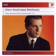 Glenn Gould - Glenn Gould plays Beethoven Sonatas & Co (0886976852726) (6 CD)