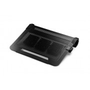 Coolermaster Notebook Cooler Notepal U3 Plus, Colore: Nero