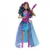 Mattel Poupée Barbie Rock et Royales - Erika