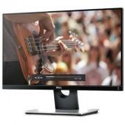 Монитор, Dell S2316H, 23 инча Wide LED, IPS Glossy, FullHD 1920x1080, 6ms, 8000000:1 DCR, 250 cd/m2, HDMI, Speakers, Black&Grey - S2316H