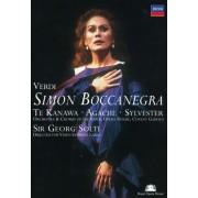 G Verdi - Simon Boccanegra (0044007142394) (1 DVD)