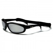 Choppers Goggles Black Silver CH01