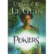 Powers by Ursula K Le Guin