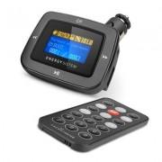 Energy Sistem CAR MP3 110 Dark Iron Transmisor FM