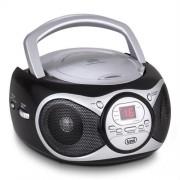Trevi CD 512 Lecteur CD MP3 radio FM/AM AUX noir