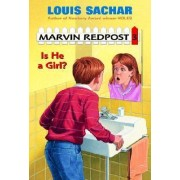 Marvin Redpost: is He A Girl? # by Louis Sachar