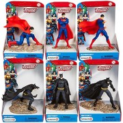 Schleich 77096 Us Quidsi Superman Vs Batman Set Toy Figure