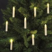 Lotti LED Baumbeleuchtung, mit Fernbedienung, 10 Kerzen