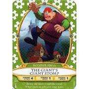 Sorcerers Mask Of The Magic Kingdom Game Walt Disney World - Card #19 - The GiantS Giant Stomp