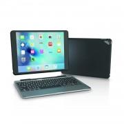 Husa cu tastatura iluminata ZAGG Slim Book Wireless Bluetooth pentru Apple iPad Pro 12.9, Black/Silver