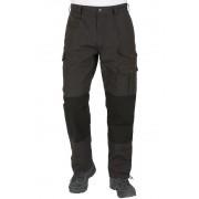 Fjällräven Barents Trousers Men Dark Grey/Black 50 Trekkinghosen