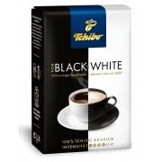 Cafea prajita si macinata, 500g, TCHIBO Black N' White