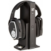 Sennheiser RS 165 Tv Digital Wireless Headphone (Black)