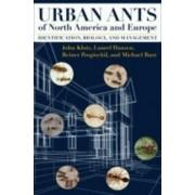 Urban Ants of North America and Europe by John H. Klotz