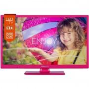 Televizor Horizon LED 24 HL712H HD Ready 60cm Pink