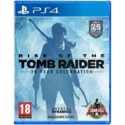 Rise of the Tomb Raider 20 Year Celebration Collector's Edition (PS4)