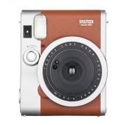 Fujifilm - 40597 - Instax Mini 90 Neo Classic - Appareil Photo Instantané - Marron Clair