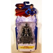 Super Man Returns Silver Man of Steel Superman Action Figure by Mattel