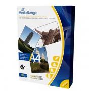 MediaRange Papel Foto Din A4 Alto Brillo Pack 100 uds